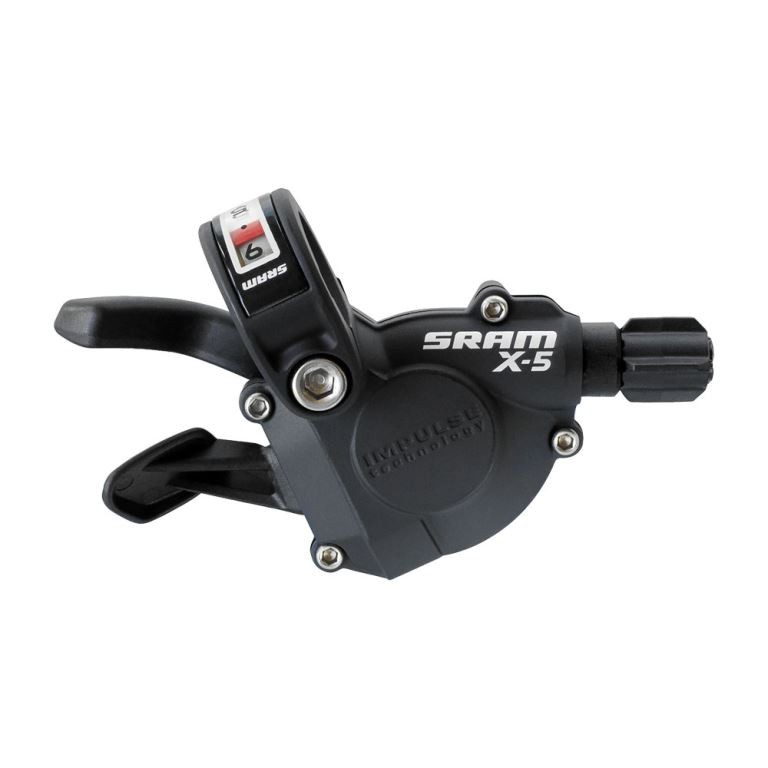 SRAM VERSTELLERSET X5 TRIGGER 9SP INDEX FRONT
