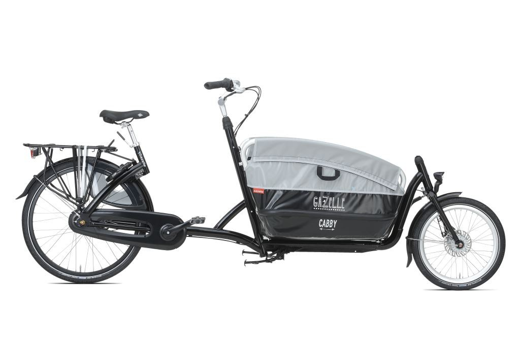 GAZELLE Cabby C7 Bakfiets