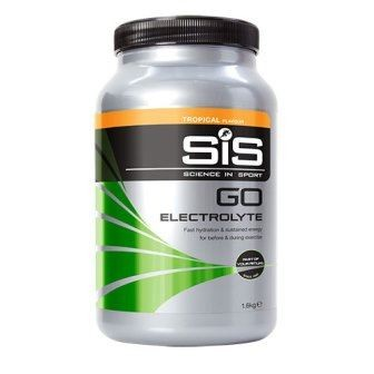 SIS GO Electrolyte Energydrink Tropical