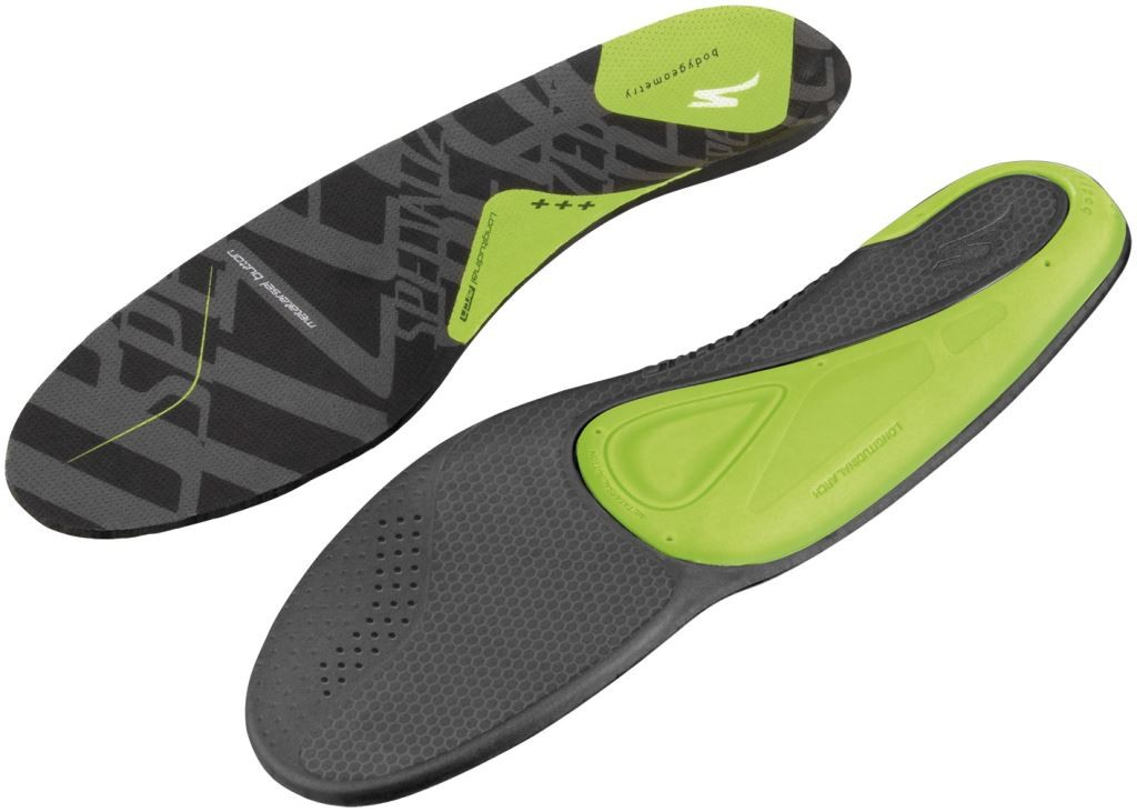 SPECIALIZED High Performance BG Footbed Green
