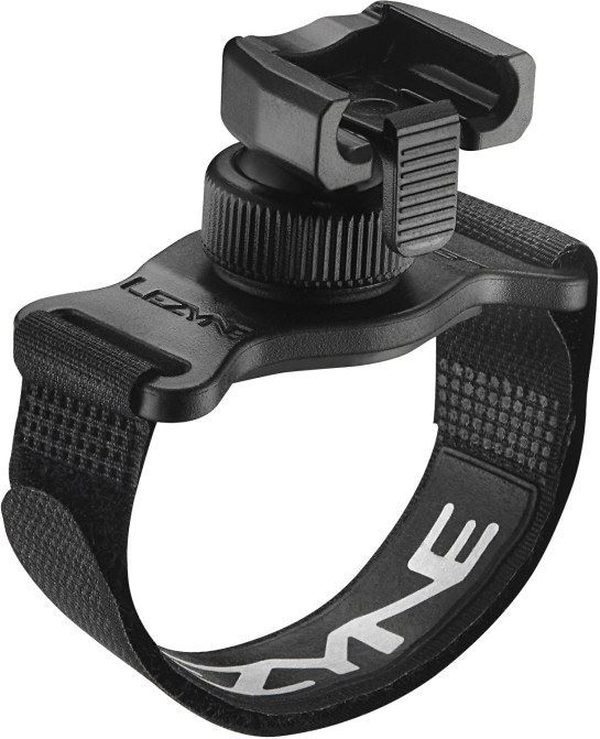 LEZYNE Composite Helmet Mount (XL lights)
