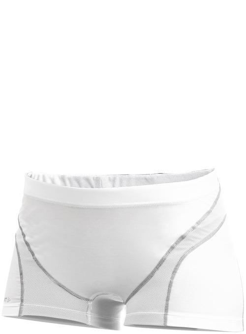 CRAFT Stay Cool Bike Boxer With Mesh Dames Wit