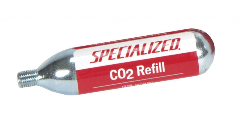 SPECIALIZED CO2 Canister 25g CO2 patroon