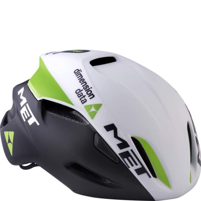 MET Manta Dimension Data Aero Fietshelm