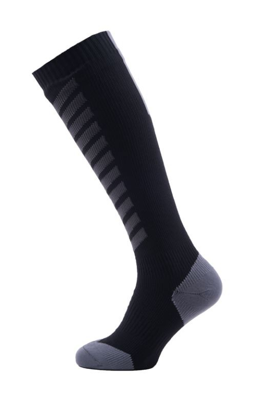 SEALSKINZ MTB Mid Knee Fietssokken winter