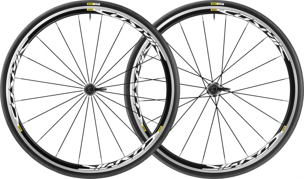 MAVIC Cosmic Elite UST Disc 12mm Wielset Race