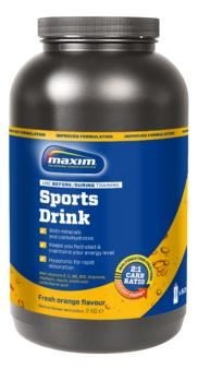 MAXIM Sports Drink Fresh Orange Flavour 2 kg