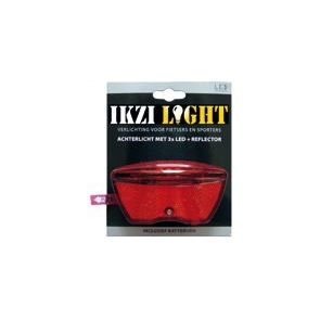 IKZI ACHTERLAMP LED IKZI LIGHT 5LED REFLECTOR (8CM)