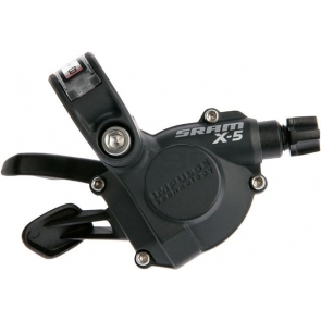 SRAM VERSTELLERSET SRAM X.5 TRIGGER 8SP INDEX FRONT