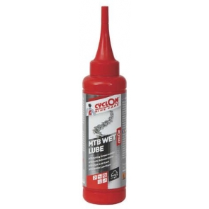 CYCLON MTB Wet Lube Smering 125 ml