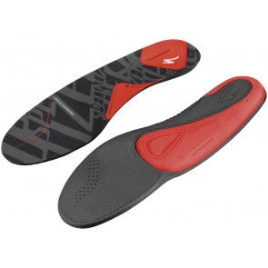 SPECIALIZED High Performance BG Footbed Red