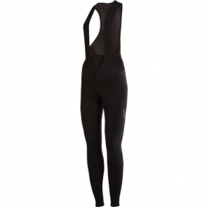 CASTELLI Meno Wind Women's Bibtight Fietsbroek Dames Lang
