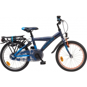 LOEKIE Booster Kinderfiets