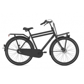 GAZELLE PuurNL midnight R3T Transportfiets Heren