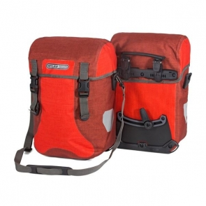 ORTLIEB Sport-Packer Plus (Paar) Rood