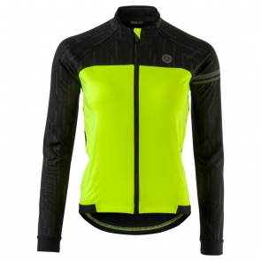 AGU Winter Hivis Fietsjack Dames