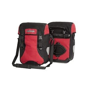 ORTLIEB Sport-Packer Plus Set Rood F491.