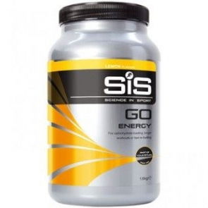 SIS GO Energy Lemon 1600 Gram