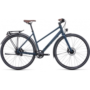 CUBE Travel Exc Hybridefiets Dames