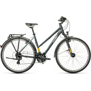 CUBE Touring Hybridefiets Dames