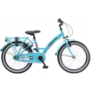 LOEKIE Superstar Kinderfiets