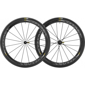 MAVIC Cosmic Pro Carbon Exalith Wielset Race