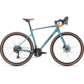 CUBE NuRoad Race Gravel Bike Racefiets