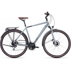 CUBE Touring Pro Hybridefiets Heren