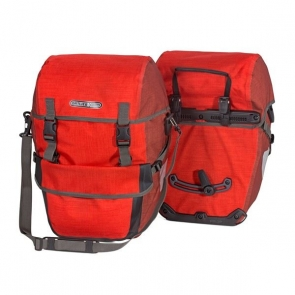 ORTLIEB Bike-Packer Plus (Paar) Rood