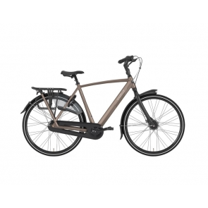 GAZELLE Grenoble C8 Stadsfiets Heren