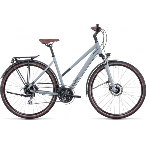 CUBE Touring Pro Hybridefiets Dames
