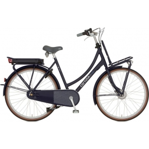 CORTINA E-U4 Denim RB8 36V Transport Elektrische Fiets Dames