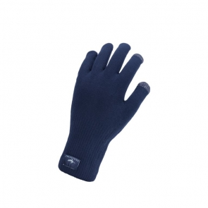 SEALSKINZ Waterproof All Weather Ultra Grip Knitted Glove Fietshandschoenen Winter