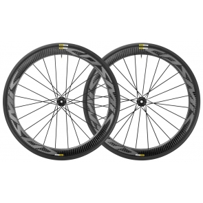 MAVIC Cosmic Pro Carbon Disc Pair Wielset Race