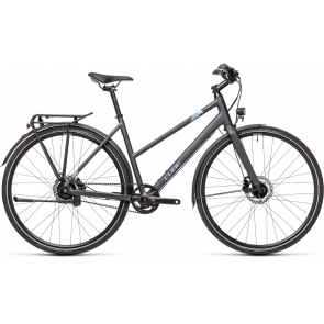 CUBE Travel Exc Hybride Fiets Dames