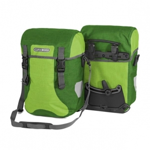 ORTLIEB Sport-Packer Plus (Paar) Groen