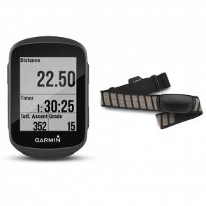 GARMIN Edge 130 HR bunde